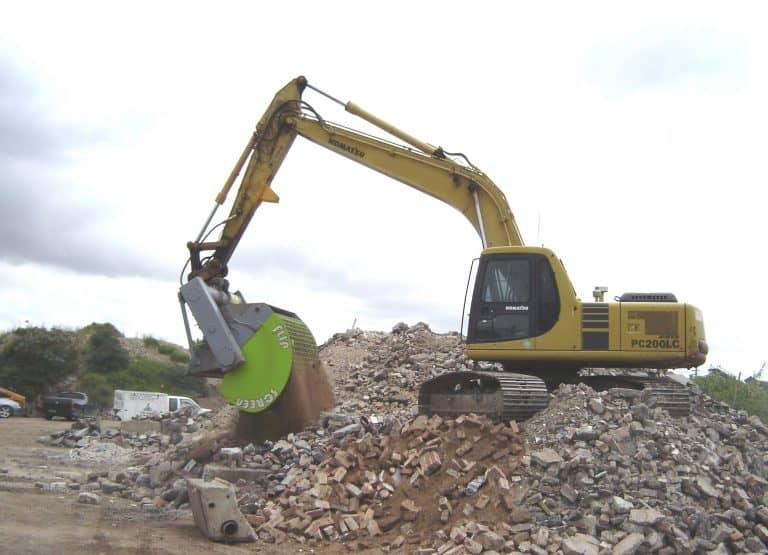 demolition screening