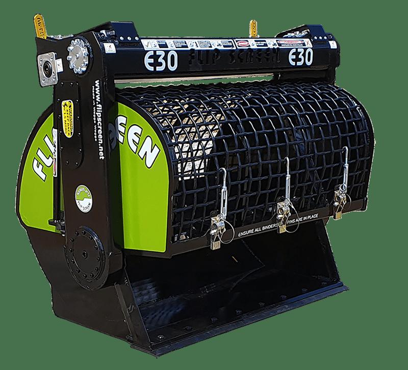 E30 Mini Excavator Bucket