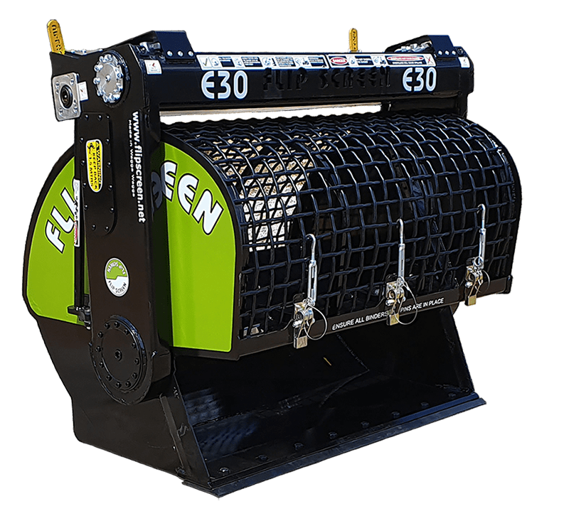 E30 skeleton bucket for excavator